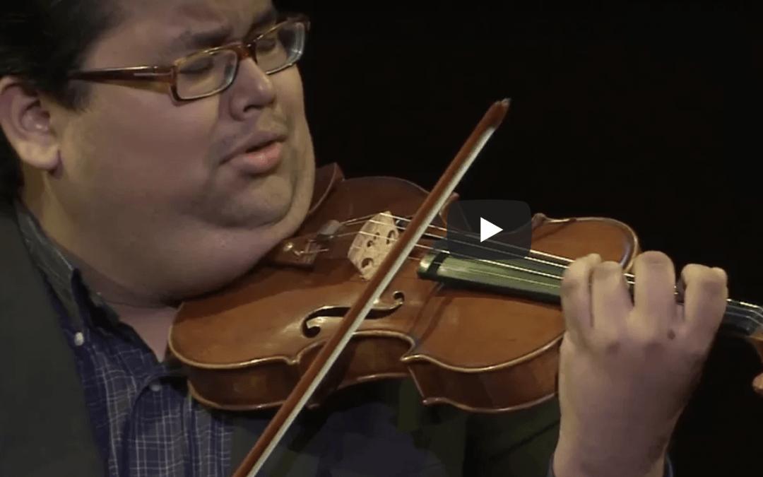 TEDMED: Robert Gupta's Healing Music