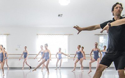 "Alex, a Ballet Master with PD, Starts ""Parkinson's on the Move"" Program"